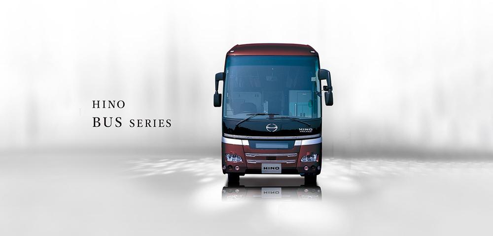 日野バスシリーズなら山口日野自動車へ